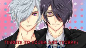 masaomi brothers conflict brothers conflict azusa and tsubaki amv see you again youtube