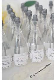 bulles de savon mariage 1 bouteille pour bulles de savon