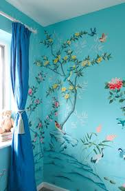 painting a chinoiserie nursery the entire process diane hill diane hill hand painted chinoiserie nursery room wall mural