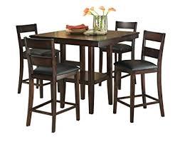 standard furniture dining room sets amazon com standard furniture 10036 pendleton counter height