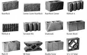 decorative blocks for walls decorative concrete blocks no pattern