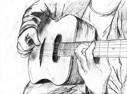 a few drawings drawings guitar drawing and guitars