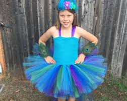 Peacock Halloween Costumes Peacock Costume Etsy