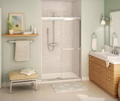 900 Shower Door Aura Sc Sliding Shower Door 43 47 X 71 In 8mm Maax