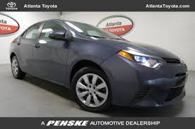 toyota car lot used toyota car dealer serving roswell duluth ga