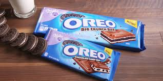 oreo candy bars are coming to a store near you u2014delish com