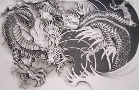 collection of 25 chinese dragon tattoo