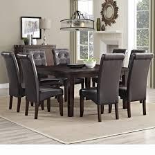 9 pc dining room set wayfair dining room chairs