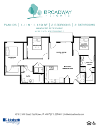 Handicap Accessible Bathroom Floor Plans by Hubbell Realty Broadway Heights