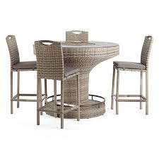 5 Pc Patio Dining Set Outdoor Oasis Santa Catarina 5 Pc Patio Dining Set Jcpenney