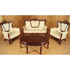 2 Armchairs Sofa 2 Armchairs Set Baroque Rococo Livetime Pl