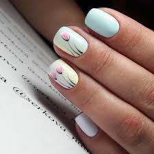 easy and cute diy nail designs for summer winter fall and spring