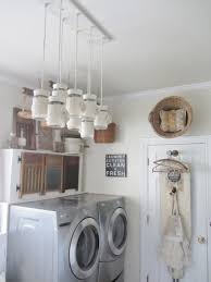 Wall Decor For Laundry Room Laundry Room Breathtaking Laundry Room Design Ideas Using Glass
