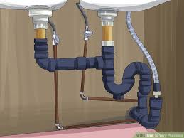 How To Plumb A Bathtub Trap 3 Ways To Vent Plumbing Wikihow