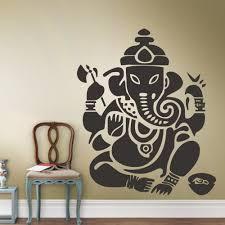 ganesh wall art smudge lord ganesh wall art artist champa ganesha wall tapestry 1000x1000 0