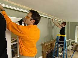 how to install a picture rail how tos diy
