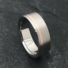 titanium wedding rings for men titanium wedding ring men titanium wedding bands mens blushingblonde