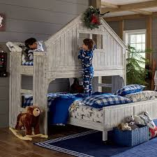 House Bunk Beds Birch Lake House Bunk Bed Reviews