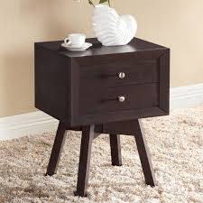 furniture narrow night tables houzz bedside tables modern