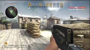 ps3 gaming console cs go ps3 gameplay counter strike global offensive arms race on