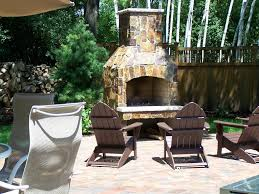 Outdoor Fireplace by Custom Outdoor Fireplaces And Fire Pits Great Goats