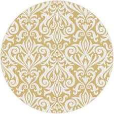 Round Yellow Rug Floors U0026 Rugs Yellow Round Area Rugs For Contemporary Flooring