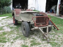jeep restoration parts willys mb hanson mechanical