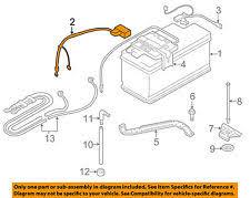 bmw e90 battery bmw e90 positive battery cable 61129217031 ebay