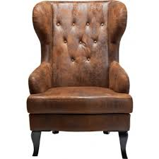fauteuil kare design fauteuil wing bruin wings and design