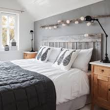 chambre deco bois deco chambre gris blanc deco chambre gris et bois beige grise blanc