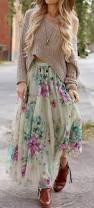 Long Flowy Maxi Skirt Best 25 Summer Maxi Skirts Ideas On Pinterest Black Maxi Skirt