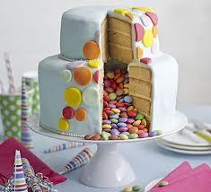 wedding cake pinata celebration piñata cake recipe food