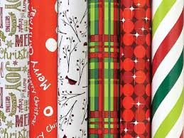 large rolls of christmas wrapping paper classic wrap assort 24 rolls 4 each of 6 designs