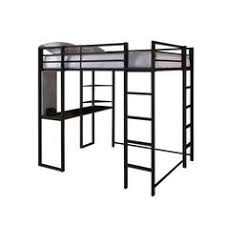 dhp abode full loft bed u0026 reviews wayfair girls room