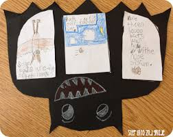 Halloween Crafts For Second Graders by Bats Bats And More Bats
