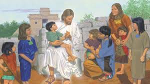 chapter 44 jesus christ blesses the children mormon channel