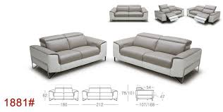 White Leather Sofa Recliner Fascinating White Leather Recliner Sofa Set White Leather Sofa
