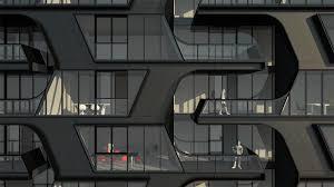 porsche museum structure porsche design tower 2015 projects denari co personal network