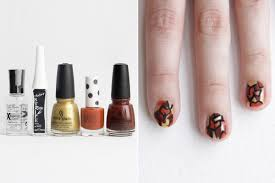 nail pictures nail ideas thanksgiving