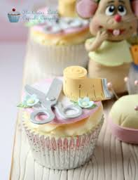 cinderella cupcakes marvelous mice helping with cinderella s dress cake cinderella
