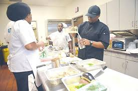 stage cuisine caribbean cuisine to take center stage the nassau guardian