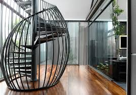 glass modern stair railings u2014 john robinson house decor modern