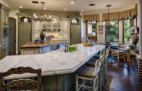 Chandelier Kitchen Traditional Kitchen With Farmhouse Sink U0026 Wood Counters In Phoenix