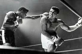 When Did Muhammad Ali Light The Olympic Torch Muhammad Ali Was The Black Superman And A Lightning Rod For
