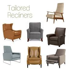 recliners in design yay or nay centsational style