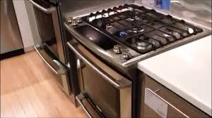 Slide In Gas Cooktop Slide In Vs Freestanding Range Differences Youtube