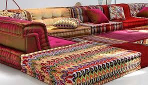 roche bobois mah jong modular sofa hans hopfer design roche bobois