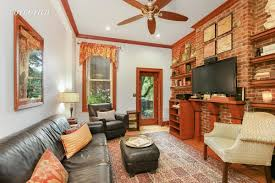 carroll gardens duplex with a private entrance and bonus basement