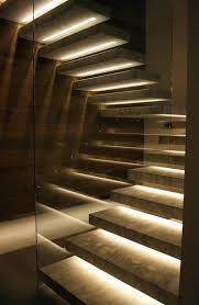 indoor stairway lighting home design and decor