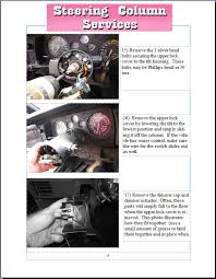 steering column parts replacement u0026 how to instructions